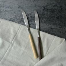SALUS 優雅細木餐具-餐刀(2色)