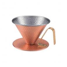 田邊金具 銅製咖啡濾杯(鎚紋)