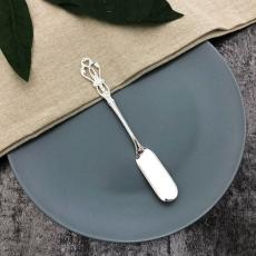 SALUS 復古雕花午茶餐具-抹刀(銀)