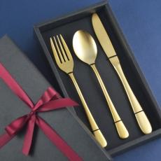 SALUS 璀璨時光餐具-3件組(大)