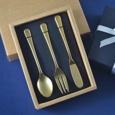 SALUS 璀璨時光餐具-3件組(小)