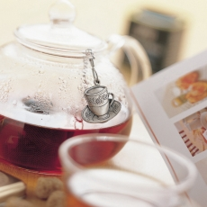 SALUS 造型濾茶器-茶杯/茶壺