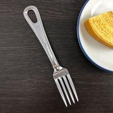 SALUS 工業風易開罐餐具-叉子